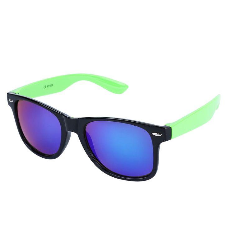 Rainbow Mirror Lens Sunglasses //Price: $7.95 & FREE Shipping worldwide //     #…  #Sunglasses #Sonnenbrille
