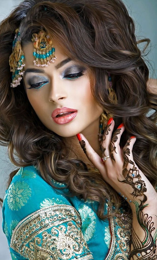 Wondrous 1000 Images About Indian Middle Eastern On Pinterest Hairstyles For Women Draintrainus