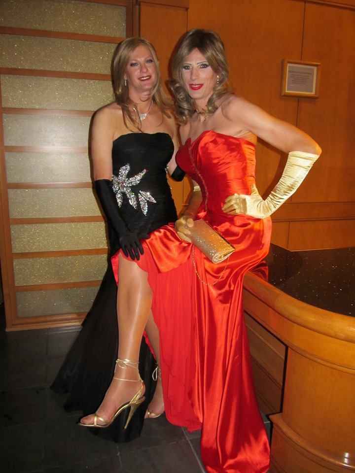 Best husband and wife images on pinterest crossdressed