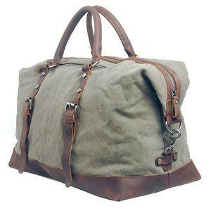Weekend Duffel Bag Patterns