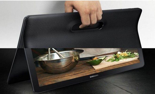 Samsung Anuncia una Tablet de 18.4 Pulgadas