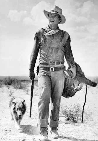 John  Wayne.....HONDO...My favorite JW Movie!!!