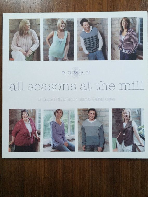 All Seasons at the Mill Rowan Knitting Patterns