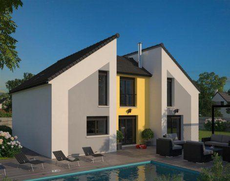 Prix maison neuve 200m2 maison neuve 136 200 u20ac vente for Achat maison neuve 94