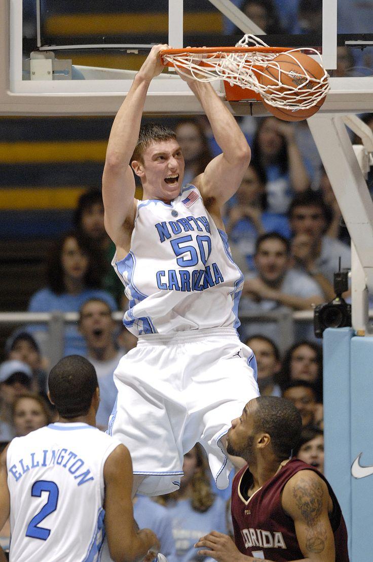 #50 Tyler Hansbrough - http://www.tarheelblue.com/sports/m-baskbl/mtt/hansbrough_tyler00.html