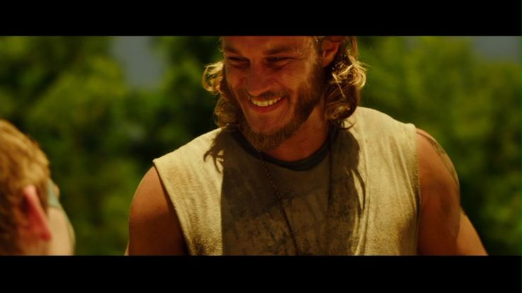 Travis Fimmel - Baytown Outlaws