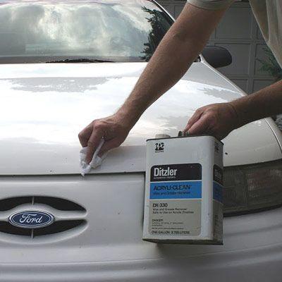 Car Paint Repair – Paint Chip Repair for Cars