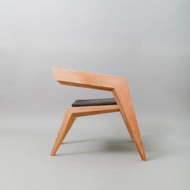 2R Armchair par Sien Studio