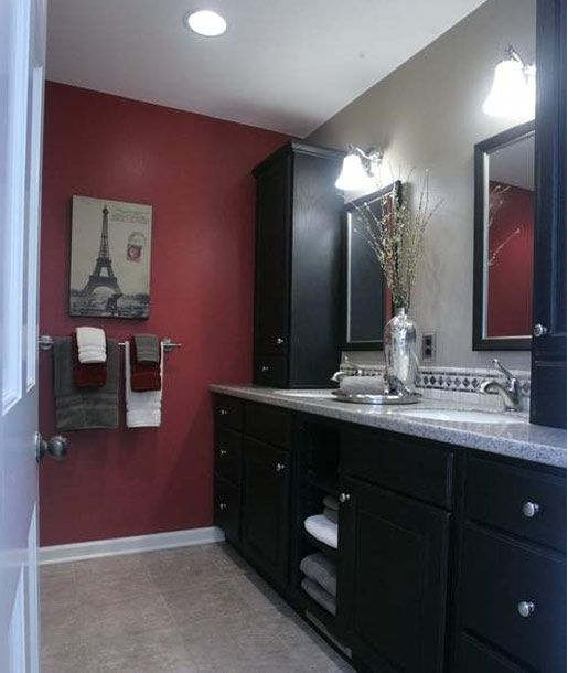 Best 10 Red Bathroom Decor Ideas On Pinterest Grey Bathroom Decor Men 39