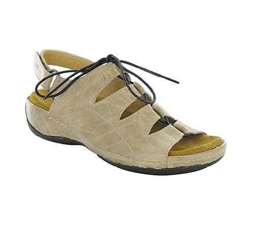 Wolky Women's Kite Sandal Beach Cartago Leather Size 37 EU (6.5-7 M US