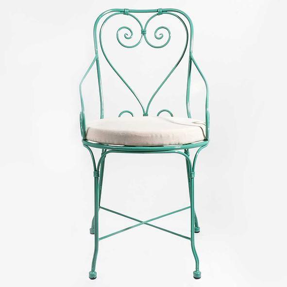 Cadeiras de Ferro | Dom Mascate