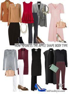 Nasıl elma vücut şekli elbise - En iyi üstleri ve altları