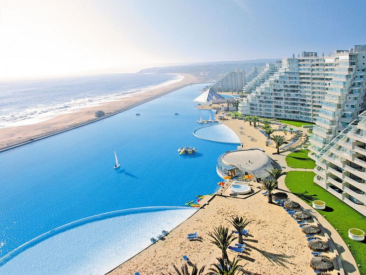 La piscina más grande del mundo. http://wp.me/p21Joq-mM