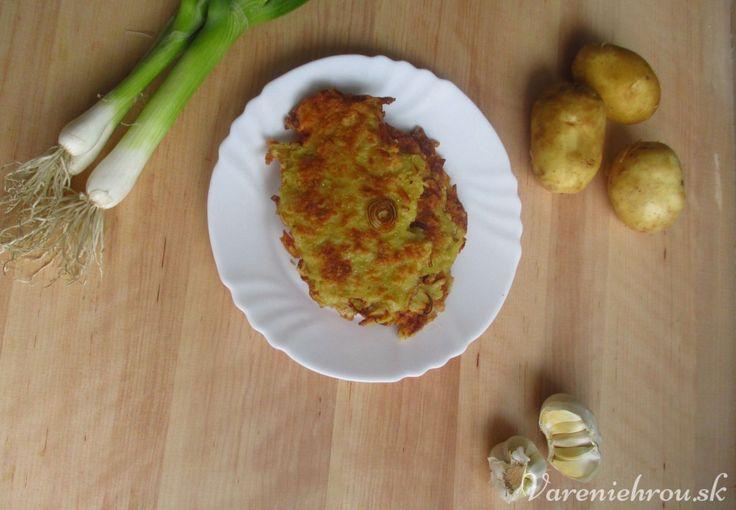 Domáce zemiakové placky