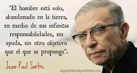 El 15 de abril de 1980 #TalDíaComoHoy falleció el filósofo y escritor francés Jean-Paul Sartre, uno de los más brillantes pensadores del siglo XX,