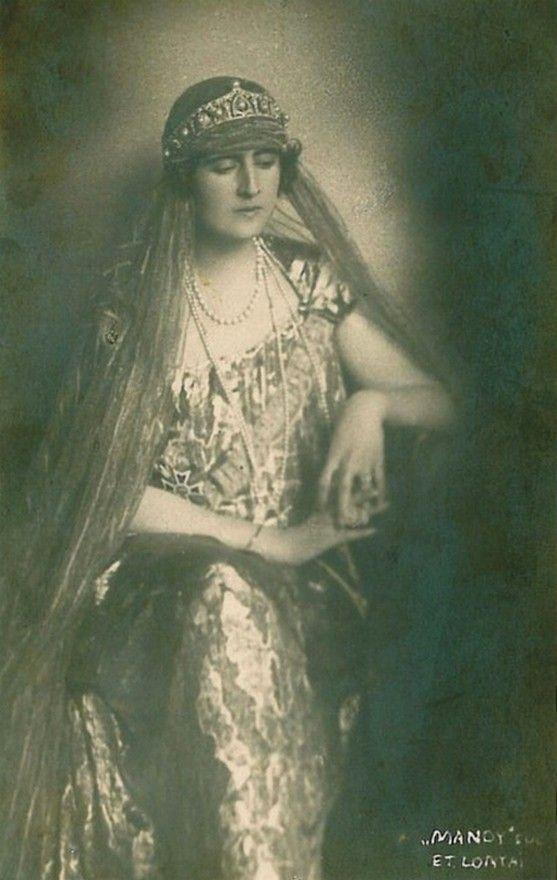 Pss Elisabeta of Greece, nee Pss of Romania.