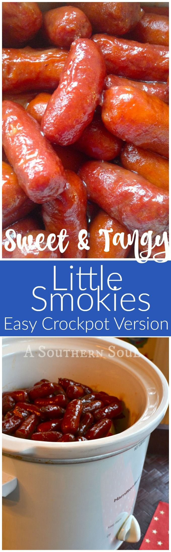 Sweet & Tangy Little Smokies                                                                                                                                                                                 More