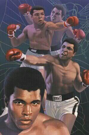 Muhammad Ali #Ali #MuhammadAli #Boxing                                                                                                                                                      More