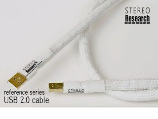 MM lover  - music and movie lover: Stereo Research - Reference series USB2.0 cable 레퍼...