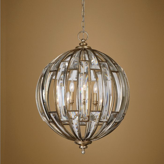 6 light pendant 29 h x 22 uttermost vicentina 6 light living room