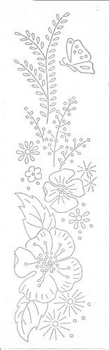 41 best Flores images on Pinterest  Drawings Flowers and Clip art