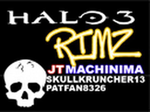 Halo 3 Rimz - A Halo Rap (Machinima)