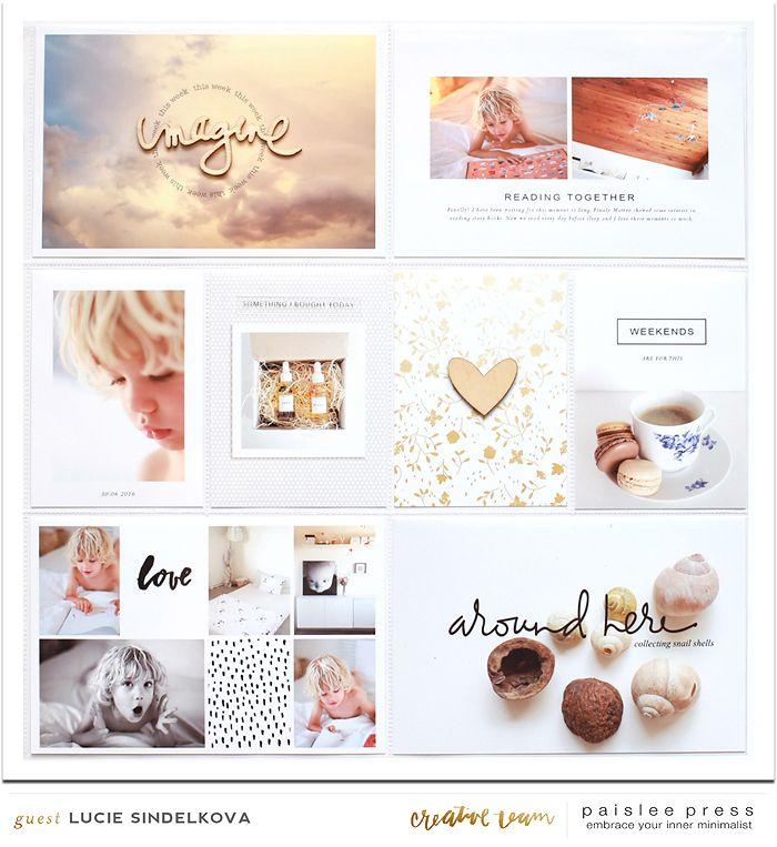 paislee press Creative Team Inspiration | Pocket Guide no. 3