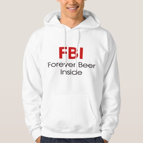 Designed stylish Funny Beer Men's Basic Hooded Sweatshirt HQH