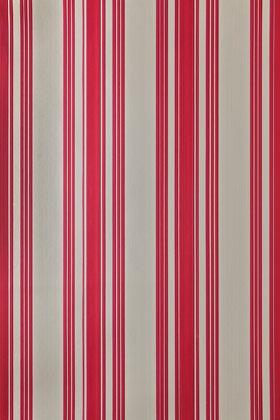 Tented Stripe kid's room