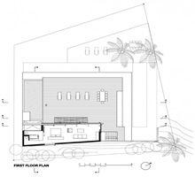 Planos Casa Moderna En La Playa Por Luis Mira Architects