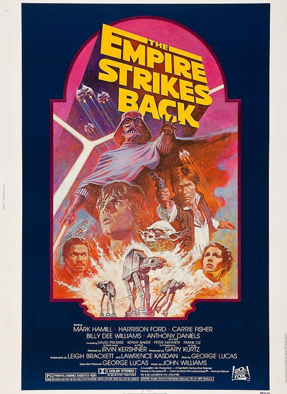 Hey, I found this really awesome Etsy listing at https://www.etsy.com/listing/159343909/the-empire-strikes-back-us-30x40-r-1982