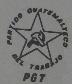 The Guatemalan Party of Labour (Partido Guatemalteco del Trabajo) was a communist party in Guatemala. It existed from 1949 to 1998. It gained prominence during the government of Col. Jacobo Arbenz. It was one of the main forces of opposition to the various regimes that followed Arbenz's overthrow and became a constituent of the URNG guerrilla coalition during the later phase of the country's Civil War.