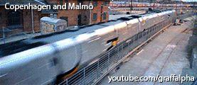 Malmo and Copenhagen videos