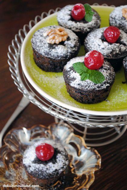 Black beans muffins...