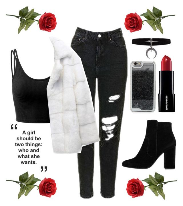 """Roses"" by zidith ❤ liked on Polyvore featuring Doublju, Lilly e Violetta, MANGO and LMNT"