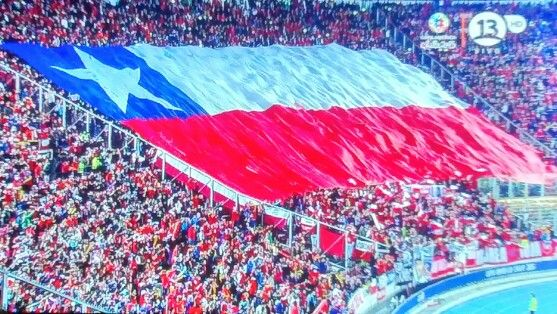 Chile America's Cup Champions!!!!