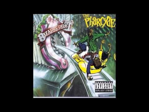The Pharcyde - Bizarre Ride II The Pharcyde (1992) (Full Album)