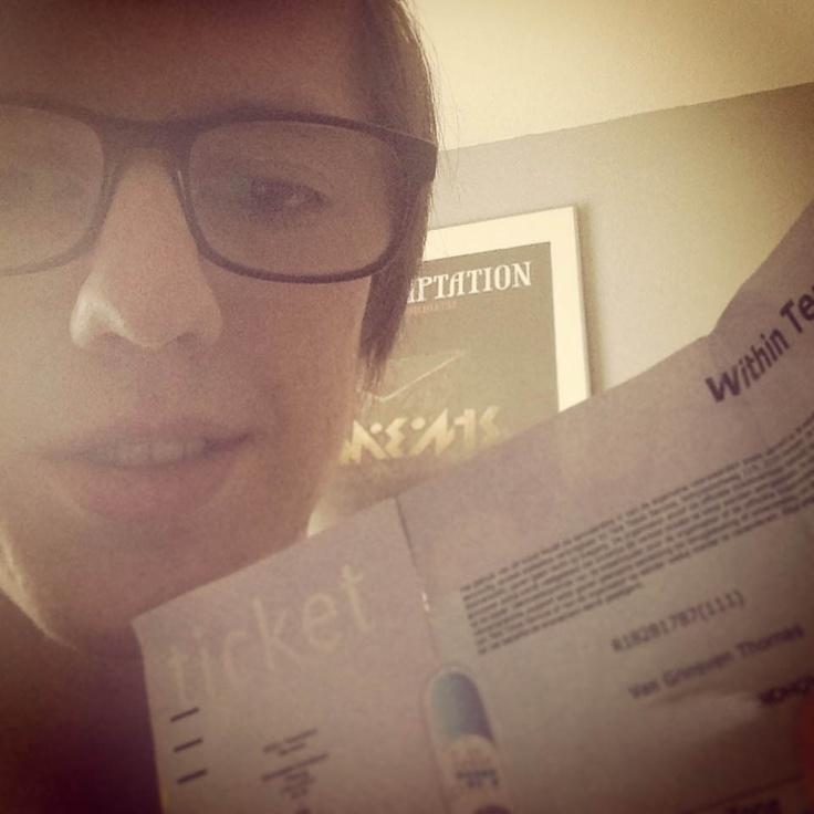 #WTworldtour - Antwerp! :)