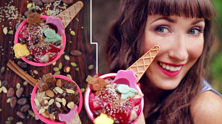 ВСЕ Подробности и Ссылки ЗДЕСЬ: Едим дома: Предлагаю в этом видео Рецепты домашнего мороженого. Будем готовить натуральное мороженое используя блендер. Вишне...