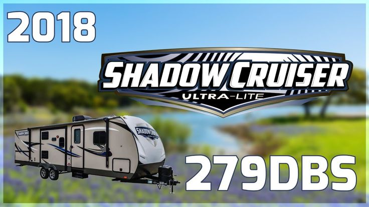 2018 Cruiser Shadow Cruiser 279DBS Travel Trailer RV For Sale All Seasons RV Supercenter Buy this 2018 Shadow Cruiser 279DBS now at http://ift.tt/2snkXKU or call All Seasons RV today at 231-760-8772!   Step out of the shadows and into the sun with this 2018 Shadow Cruiser 279DBS travel trailer from All Seasons RV!   The exterior of this Shadow Cruiser RV features aluminum construction an upgraded graphics package radial tires on aluminum rims triple entry steps and a 30 wide entry door…