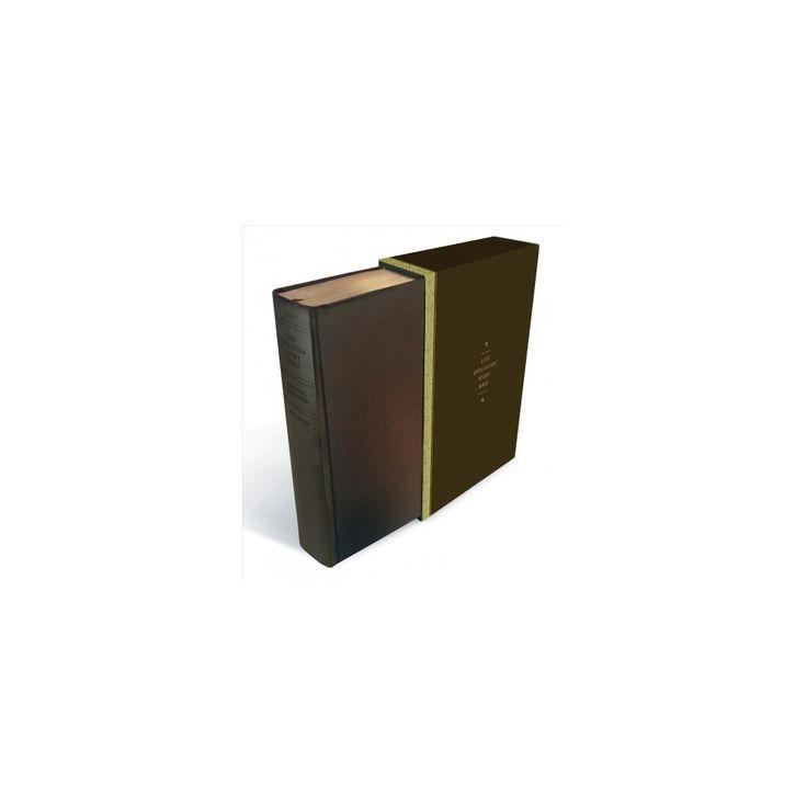 Holy Bible : Life Application Study Bible, New Living Translation (Hardcover)