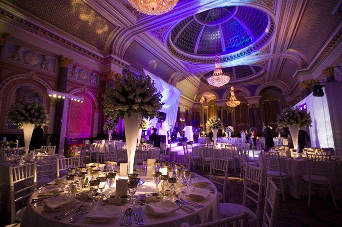 Gibson Hall, London