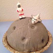 Zum Fotoalbum Astronauten Geburtstag