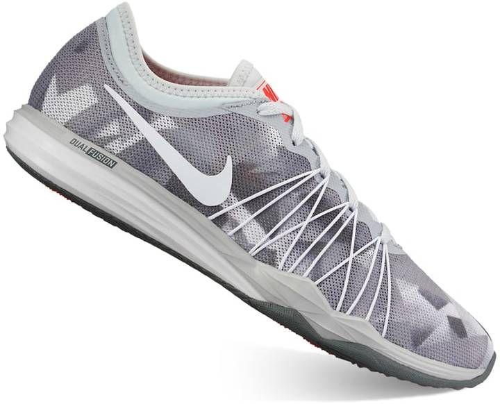 Nike Dual Fusion HIT Print Women's Cross Training Shoes