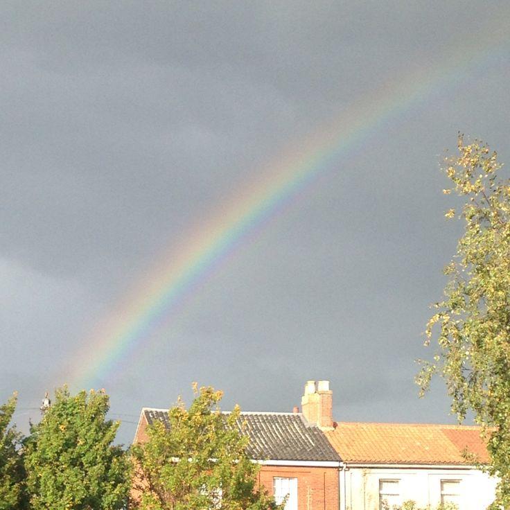 Rainbows are prefect
