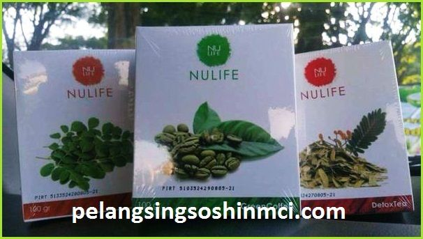 produk nulife,nulife product,macam produk nulife