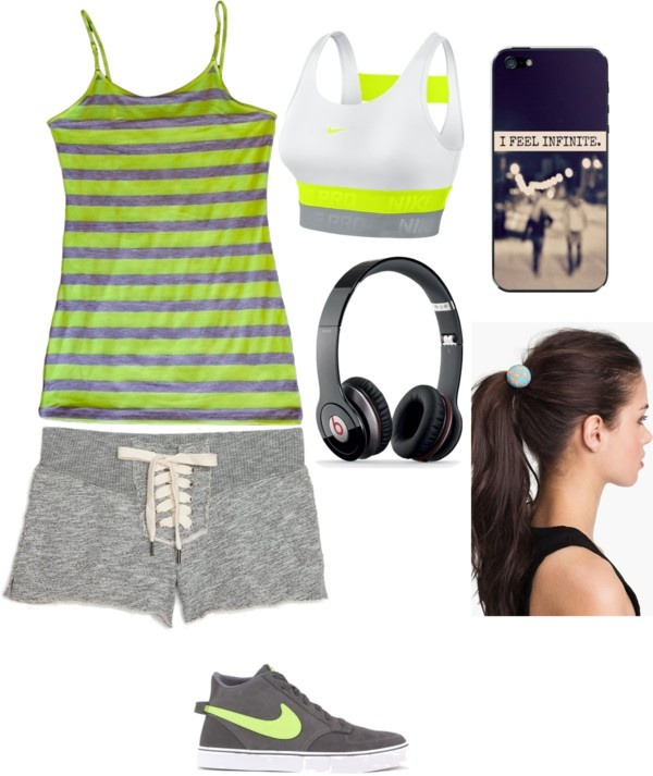 """""""Sports Wear."""" by carinastyles-98 on Polyvore"""