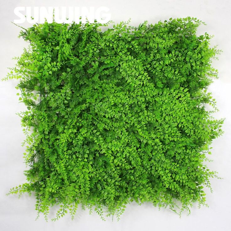 12 Pieces 50Cm X 50Cm Faux Artificial Ivy Leaf Privacy Fence Screen Decoration Panels Artificial Hedges G0602A038