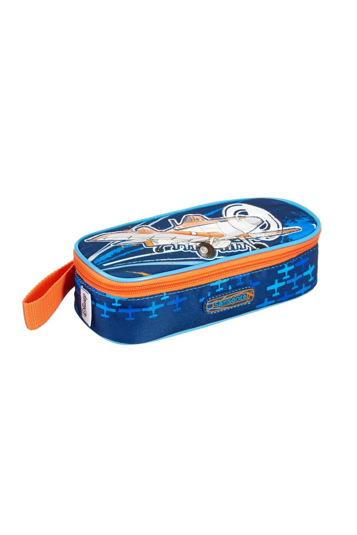 Disney Wonder - Planes Pencil Case #Disney #Samsonite #Planesl #Travel #Kids #School #Schoolbag #MySamsonite #ByYourSide