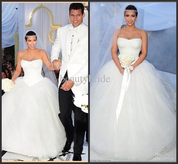 Kim Kardashian Wedding Dress To Kanye Wedding Photography